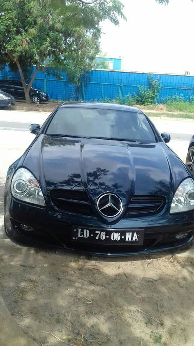 Mercedes Benz SLK 200 semi novo