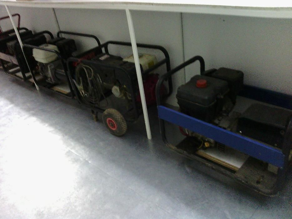 Inchriez generator de sudura si curent electric 380v si 220 v