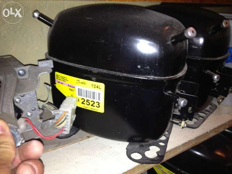 Motor compresor vitrina frigorifica danfoss sc 10cl freon r404 nou