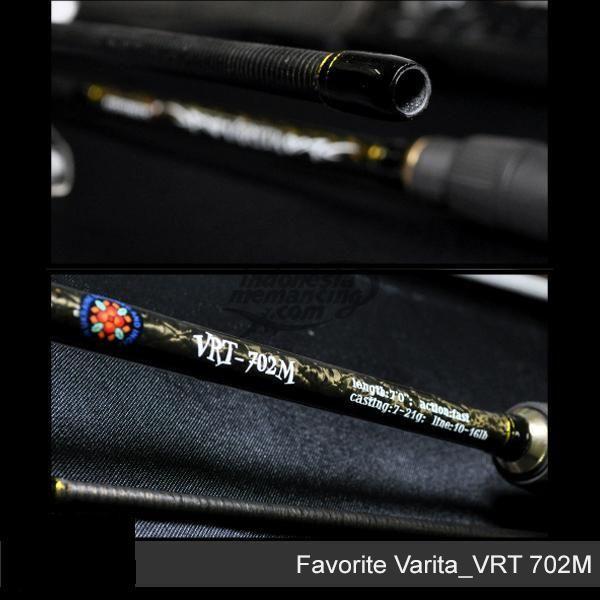 Lanseta spinning Favorite Varita VRT702M, 2.10m, 7-21g, Fast