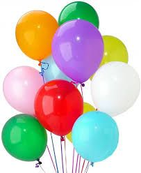 Балони пастел, моделиращи, хелий, помпа