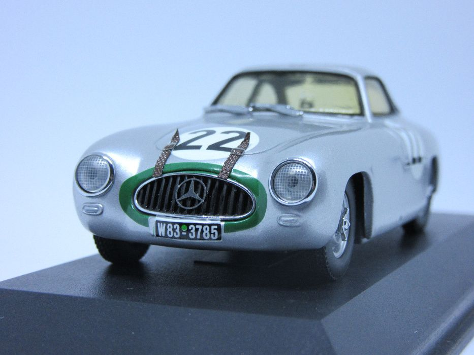 Macheta Mercedes 300 SL MaxModels 1:43 Bucuresti - imagine 5
