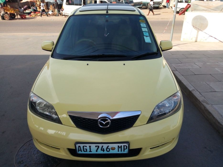 Mazda Demio AHI