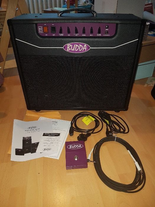 Amplificator chitara Budda Superdrive SD-80 2x12 Combo