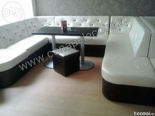 canapele pentru club bar terase