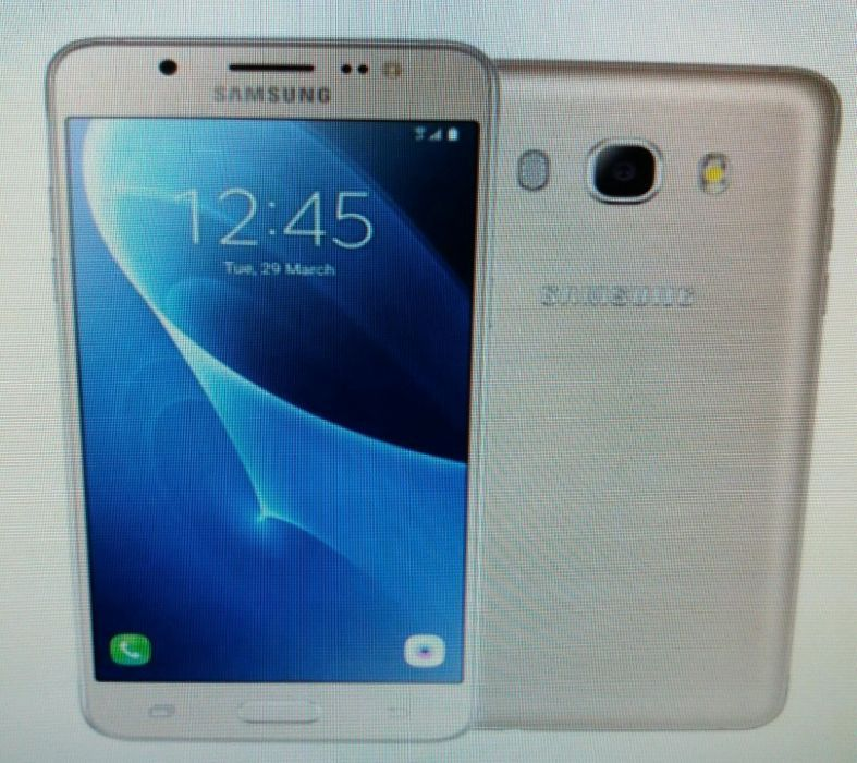 Samsung Galaxy J5 (2016)GOLD.В гаранция.Неизползван!/Андроит 7.1.1/.