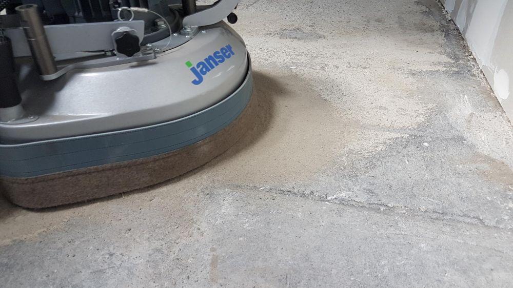 Slefuire , frezare beton si sape