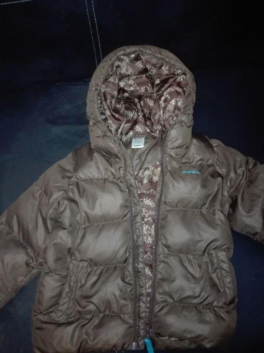 Детско зимно яке и кецове