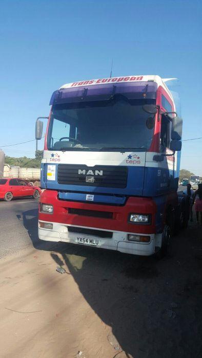 Man Diesel recém importado..inhb.1.6