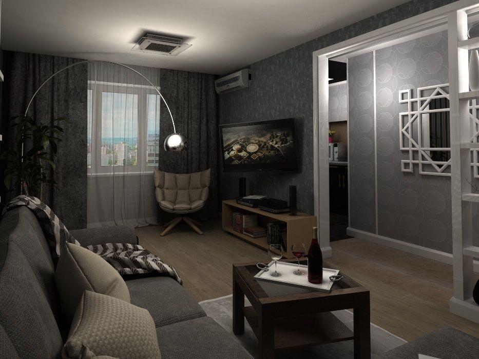 Шикарная, современная квартира в центре! Фото реальное