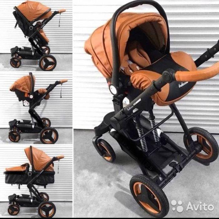 Детские коляски от 36000