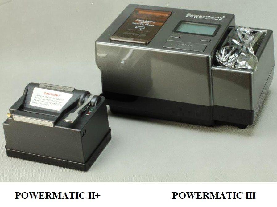 Masina facut tigari Powermatic 3