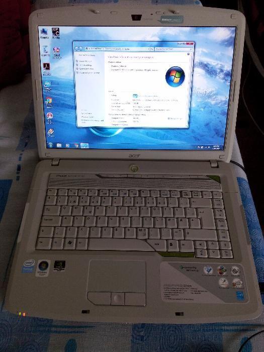 Laptop Acer Aspire 5720 ZG