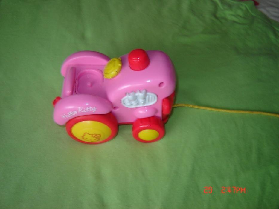 Tractoras Hello Kitty Sanrio Original
