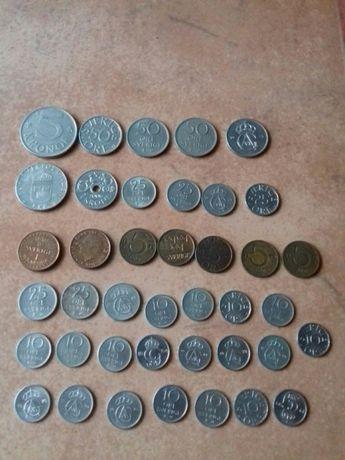 moneda comercială în suedia