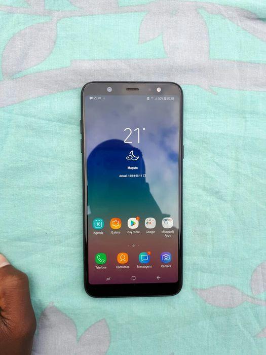 Samsung Galaxy A6 Plus 2018 32GB Novo fora da caixa
