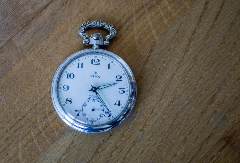 Vand ceas de buzunar Yema
