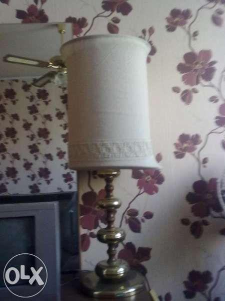 лампион +2 аплика канада- аплици-луминисцентна лампа