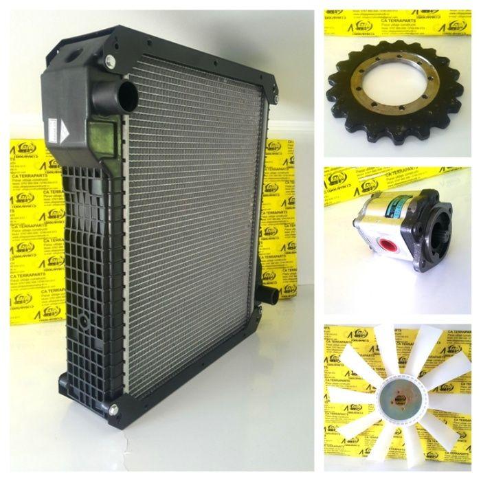 Cupla ventilator, ulei JCB, PERKINS, DieselMax, JCB Vaslui - imagine 5