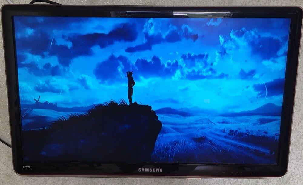 "55.000! Телевизор Samsung 24"" 61см, модель T24A350"
