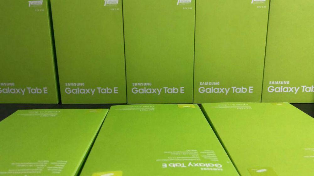 Samsung TAB E novo na caixa