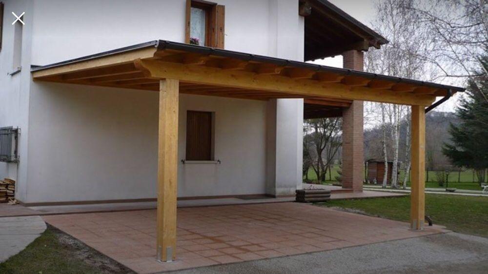 Pergole ,terase lemn masiv