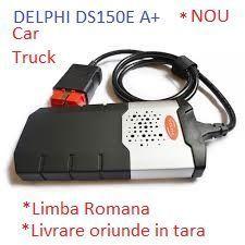 Tester Diagnoza Auto profesionala 2018 Delphi DS150E - BLUETOOTH NOU