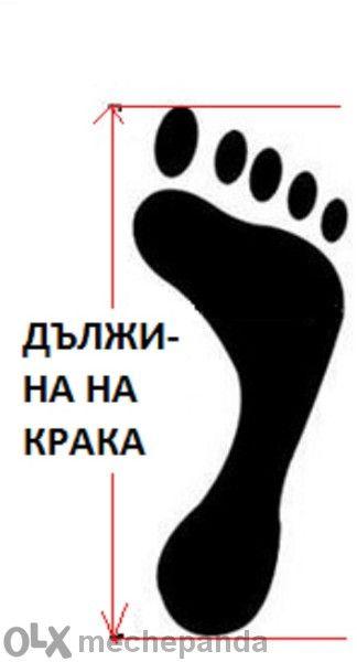 Мъжки обувки за спортни танци,салса,кизомба,танго- черни гр. София - image 11