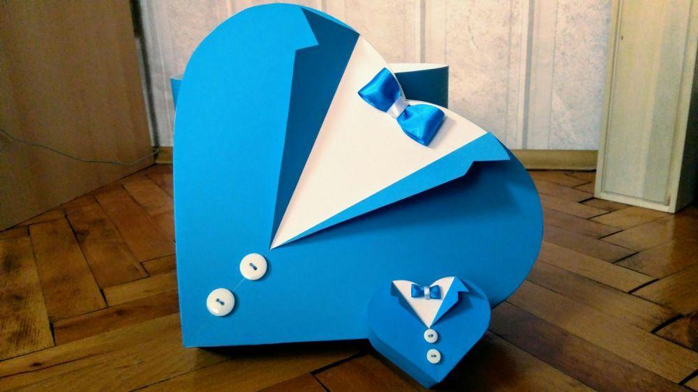 Кутия за дрехи/подарък за кръщене, бал, абитуриент, изписване на бебе гр. Асеновград - image 4