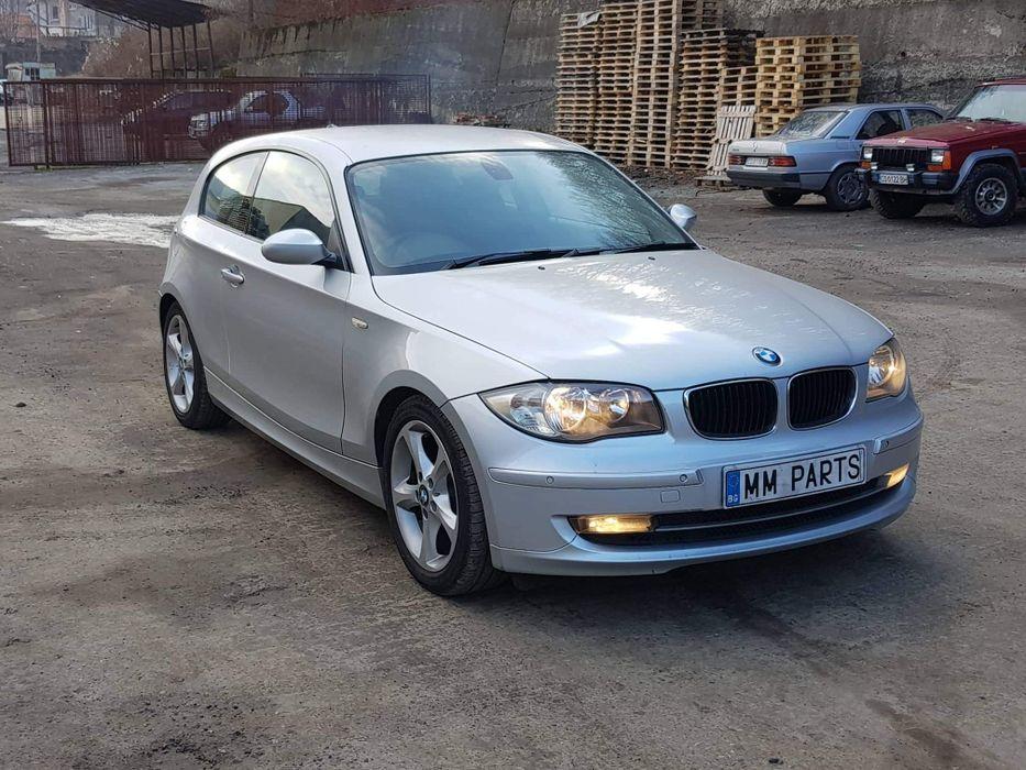 BMW 120d 177к.с. FACE N47 ръчка НА ЧАСТИ!