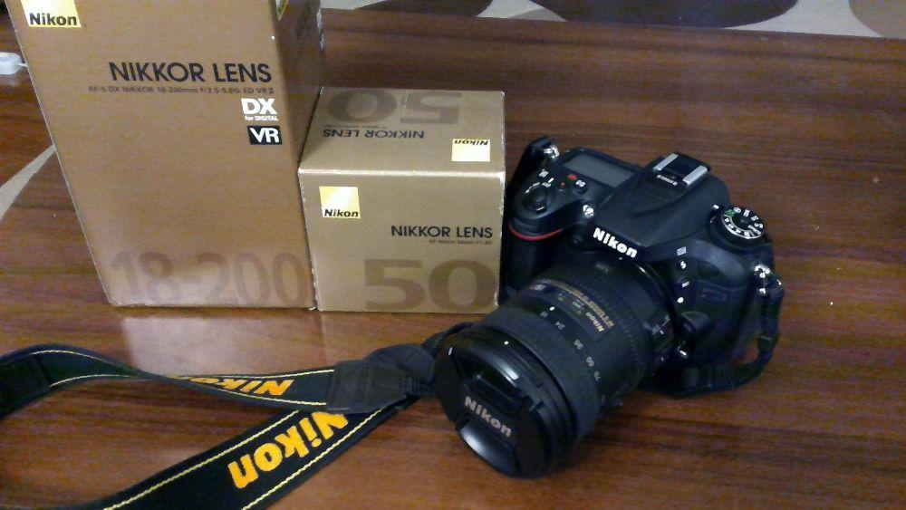 Фотоаппарат Nikon D-7100