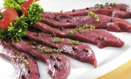 Carne de Strut