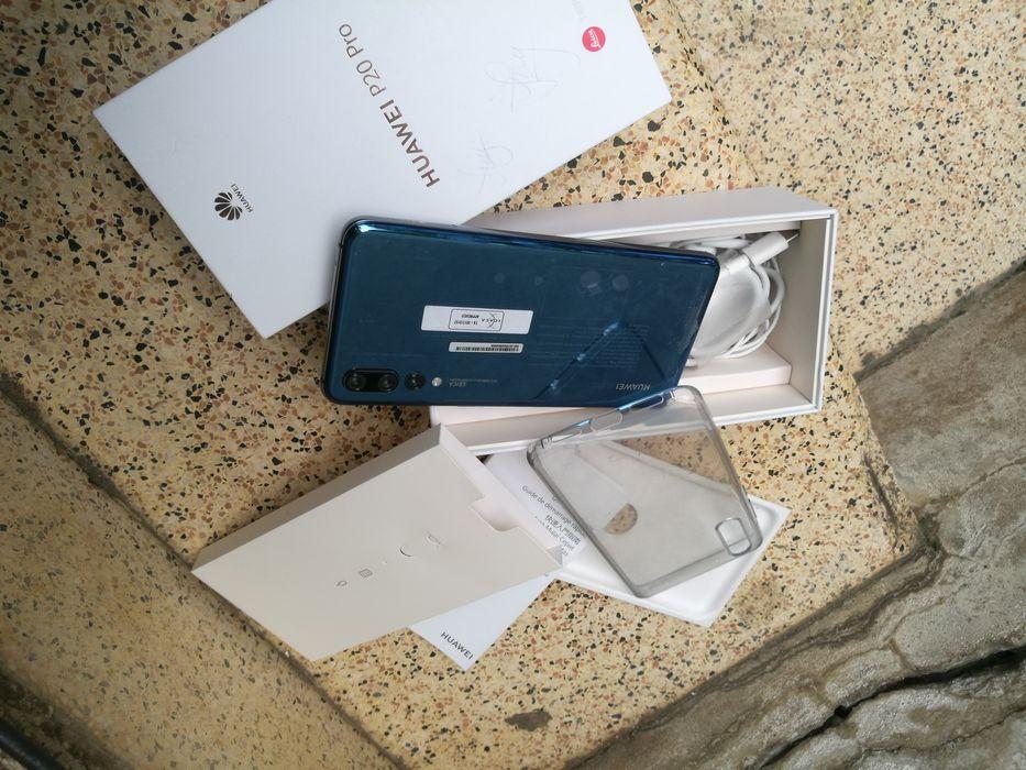 Huawei p20 pro em perfeitas condições um mes de uso