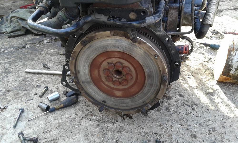 Kit ambreiaj ford focus 1, 1.8 tddi (placa presiune+disc+volanta)