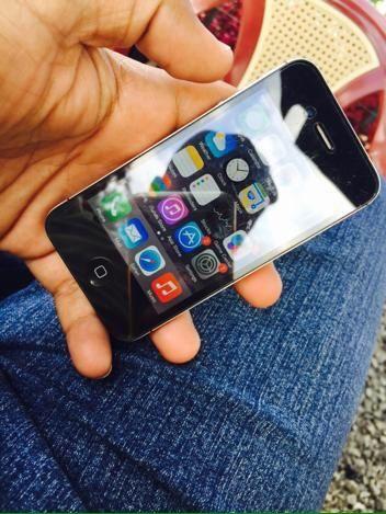 iPhone 4s 16g fora da caixa