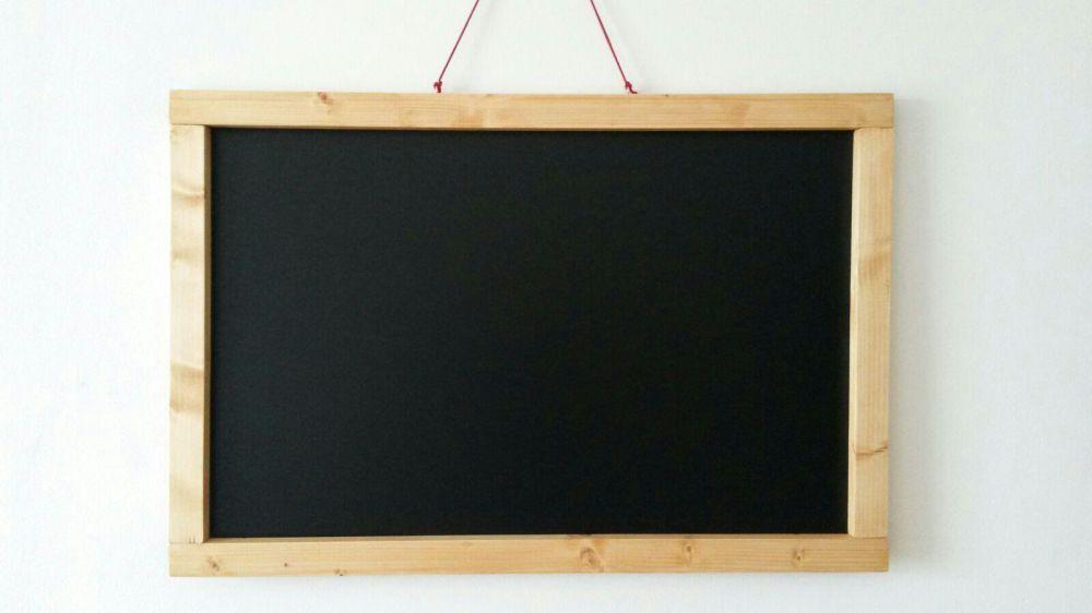 Tabla de scris cu creta 75/50 cm