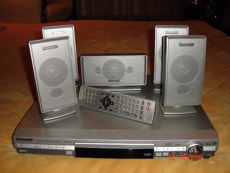 Panasonic SC-HT520 Sistem Home Cinema