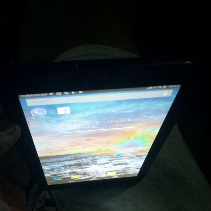Celular Tablet em bom estado apenas 1600 Cidade de Matola - imagem 4