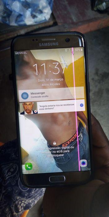 Vendo galaxy s7 edge aceito troca com iPhone 6s plus