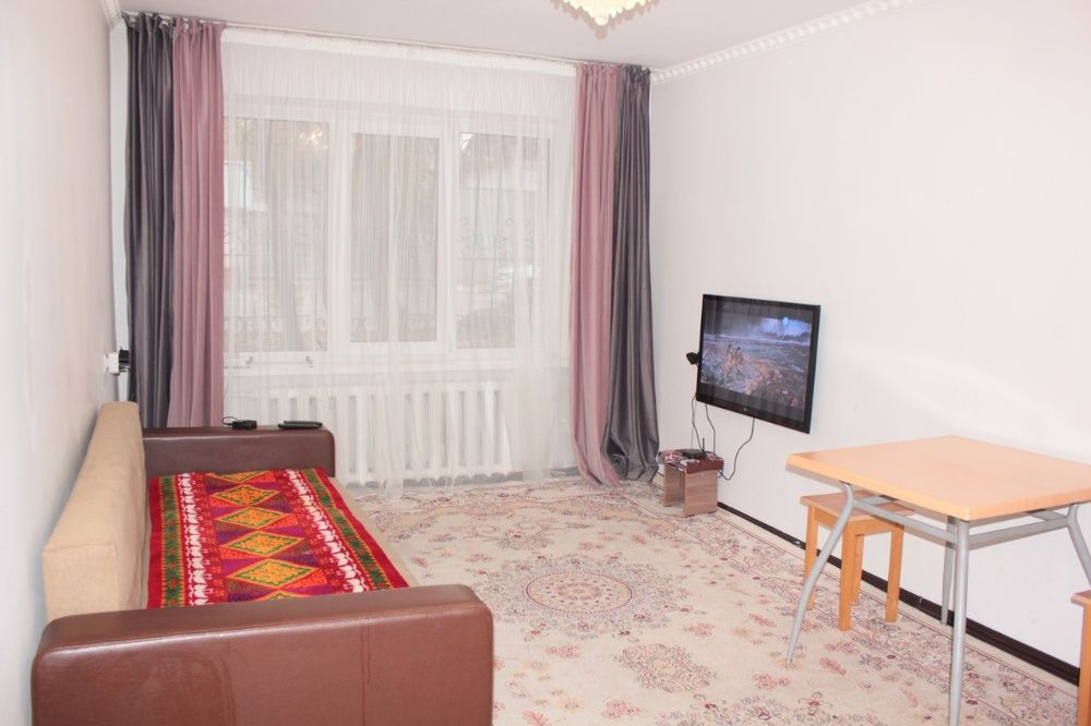 2х ком-я квартира на Розыбакиева Басенова рядом с ТРЦ МЕГА и Атакентом