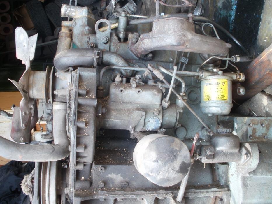 Motor diesel 2.5d, 3 pistoane, stivuitor, motostivuitor Balkancar