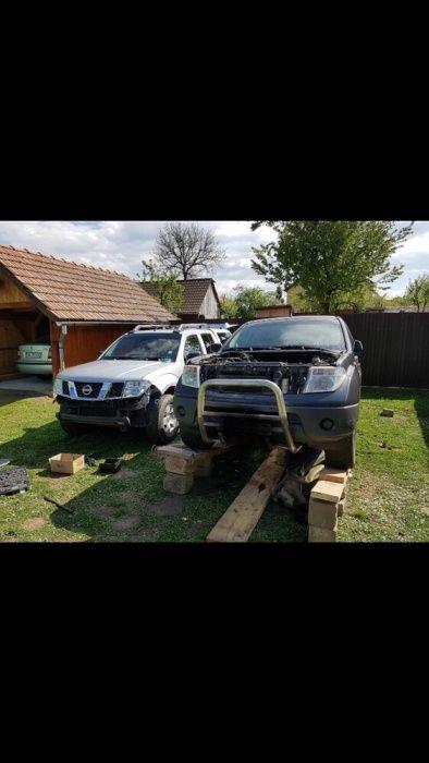 Nissan Navara d40 , hartop, motor,cutie, grup fata/spate