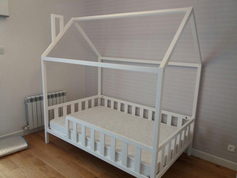 Детские кровати домики