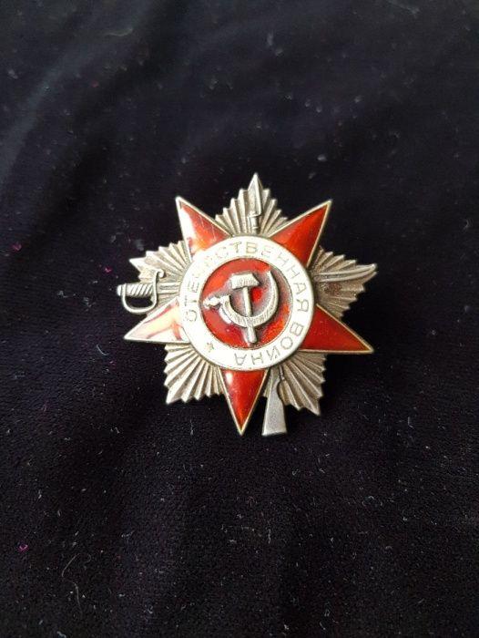 Decoratie Sovietica