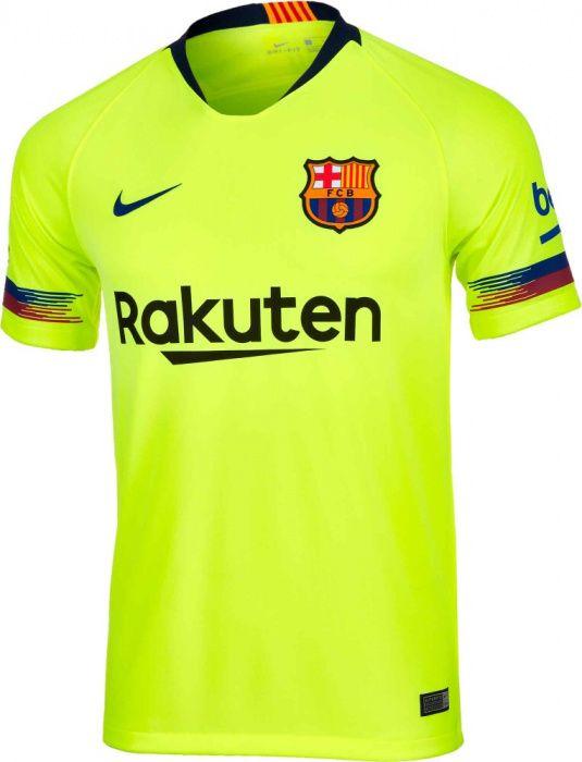 Barcelona New kit 18/19