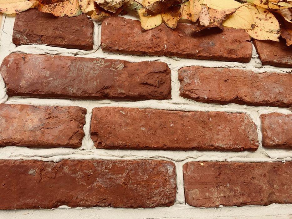Caramida feliata decorativ rustic recuperata