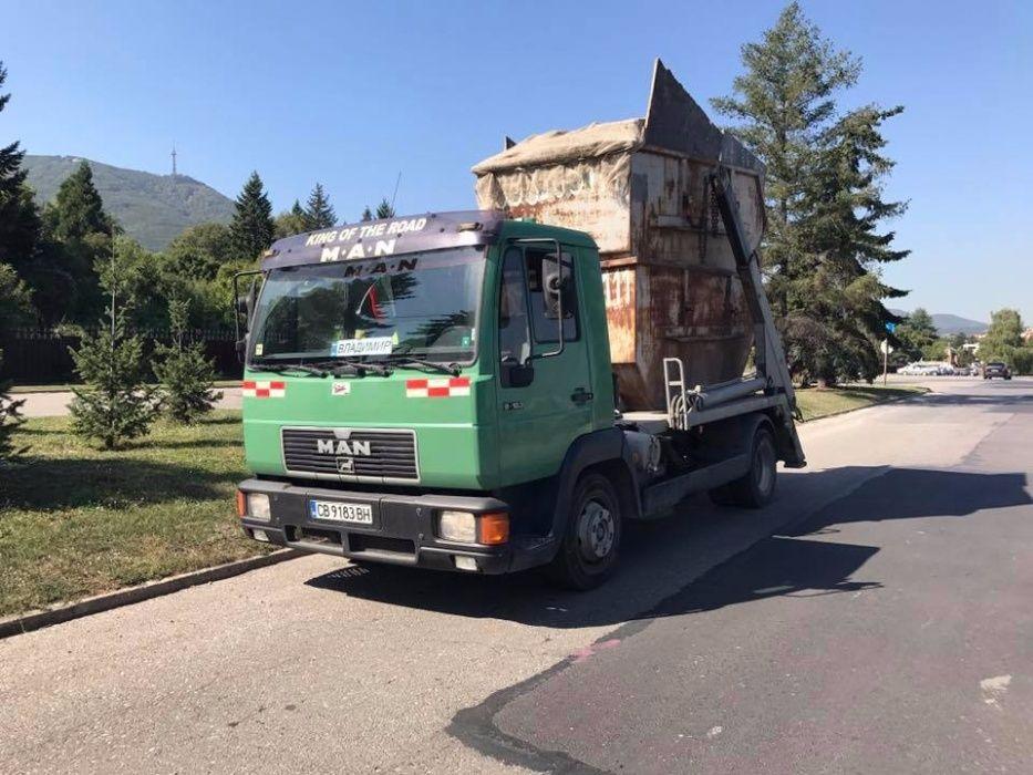 Предлагаме контейнери за строителни отпадъци в Г. София