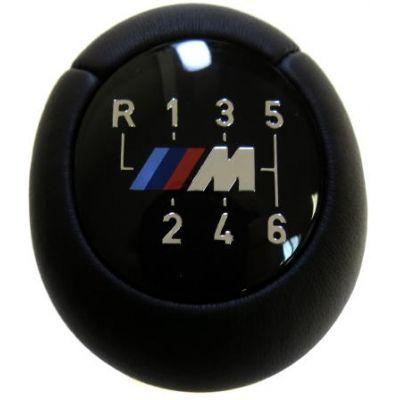 Кожена топка за Бмв М-power с 6 скотости
