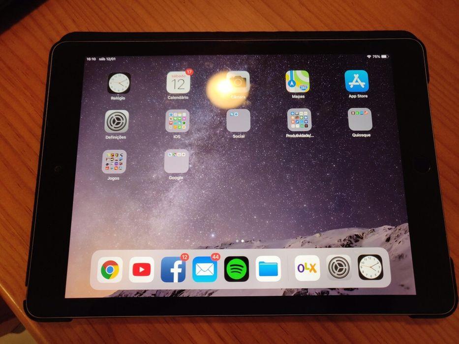 "Ipad Pro 9.7"" 128GB Wifi com 4 Capas e Película no Ecrã"