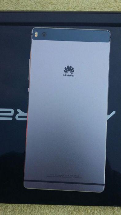 Huawei p8 fora da caixa super cline ha bom preço